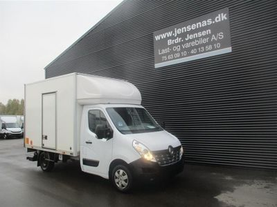 brugt Renault Master T35 ALUKASSE/LIFT 2,3 DCI 130HK Ladv./Chas. 2016