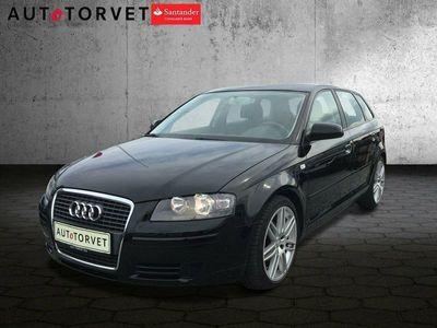 brugt Audi A3 Sportback 1,8 TFSi Ambiente