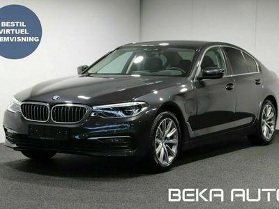brugt BMW 530 e Luxury Line aut.