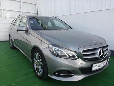 brugt Mercedes E220 2,2 CDI BlueEfficiency Avantgarde 170HK Stc 7g Aut.
