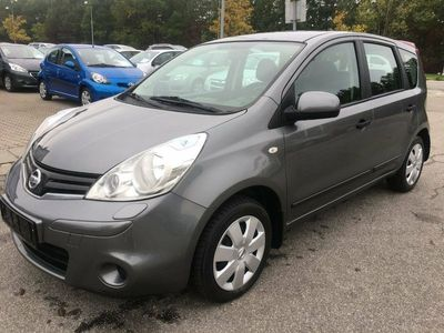 used Nissan Note 1,4 Acenta