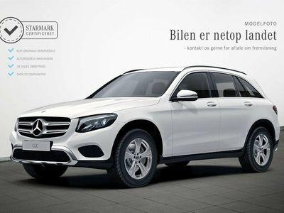 brugt Mercedes GLC300 2,0 aut. 4-M