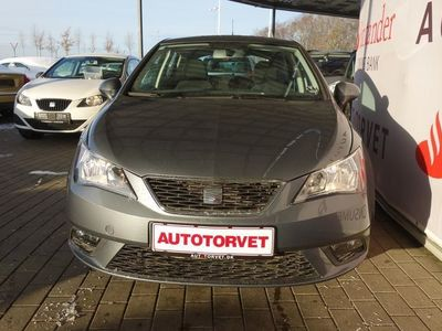 brugt Seat Ibiza 1,6 Commonrail TDI DPF Style 90HK 5d