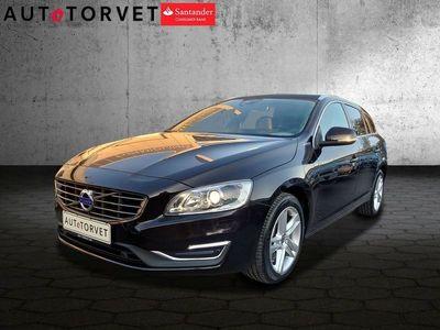 brugt Volvo V60 2,4 D6 288 Summum aut. AWD