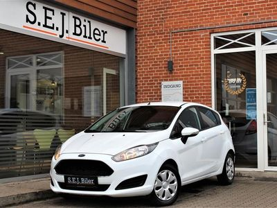 brugt Ford Fiesta 1,5 TDCi ECOnetic Trend Start/Stop 95HK 5d A++