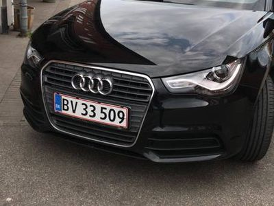 gebraucht Audi A1 Sportback 1.6 TDI 90 HK 5-DØRS