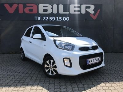 usado Kia Picanto 0 MPI Attraction Plus 66HK 5d