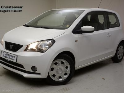 second-hand Seat Mii 1,0 MPI Style Start/Stop 75HK 3d