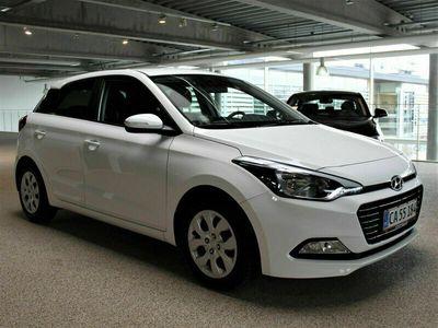 brugt Hyundai i20 1,0 T-GDi Vision