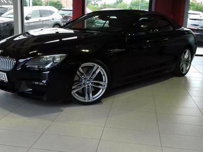 käytetty BMW 650 Cabriolet i 4,4 xDrive aut.