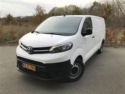 brugt Toyota Proace Long 2,0 D Comfort 120HK Van 6g