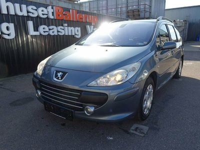 used Peugeot 307 1,6 T6 HDi 90 stc.