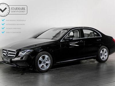 brugt Mercedes E220 2,0 Avantgarde aut.