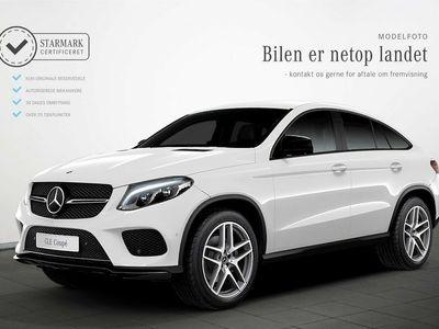 brugt Mercedes GLE350 d 3,0 AMG+ Coupé aut. 4-M