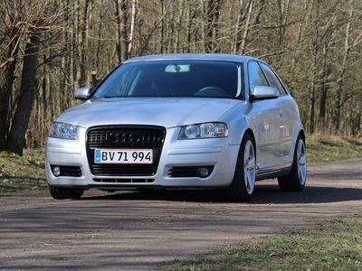 brugt Audi A3 1.6 102 HK Ambiente