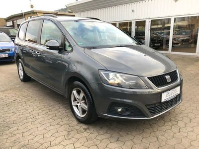 brugt Seat Alhambra 2,0 TDi 170 Style eco