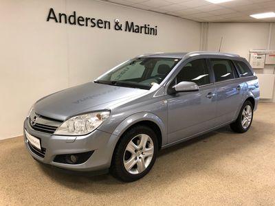 brugt Opel Astra Wagon 1,6 Enjoy 115HK Stc