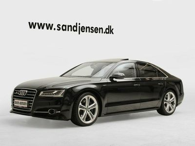 gebraucht Audi S8 4,0 TFSi quattro Tiptr.