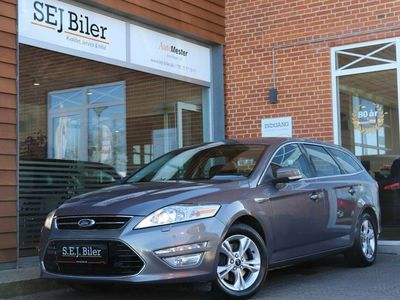 brugt Ford Mondeo 2,0 TDCi Business stc. 163HK st.car