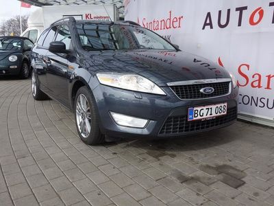 brugt Ford Mondeo 2,0 Trend 145HK Stc