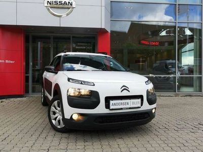 brugt Citroën C4 Cactus 1,2 PureTech Shine start/stop 110HK 5d