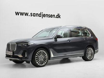 brugt BMW X7 3,0 xDrive30d aut. Van
