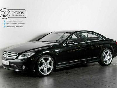 brugt Mercedes CL500 5,5 V8 aut.