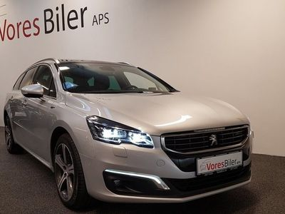 used Peugeot 204 508 2,2 HDiGT SW aut.