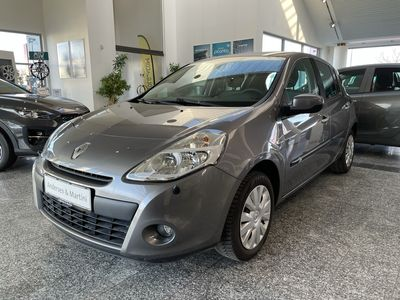 brugt Renault Clio 1,2 TCE Expression 100HK 5d