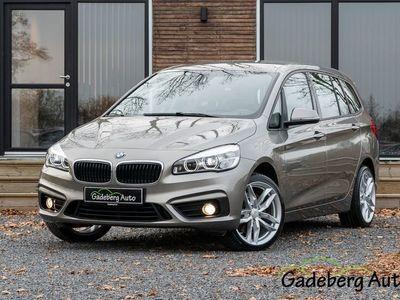 brugt BMW 220 Gran Tourer d 2,0 Advant. aut. 7prs