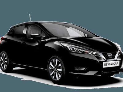 brugt Nissan Micra dCi Hatchback, 5 dørs 2WD 5M/T