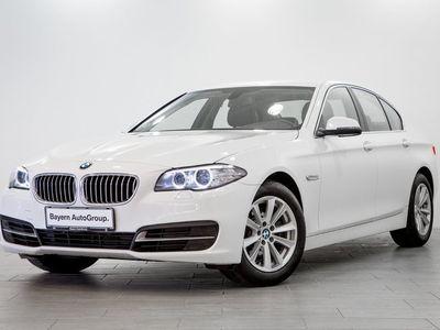 brugt BMW 520 d aut.