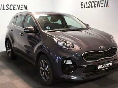 brugt Kia Sportage 1,6 T-GDi Vision DCT