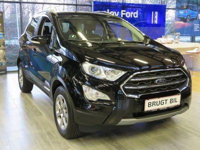 brugt Ford Ecosport 1,0 SCTi 125 Titanium