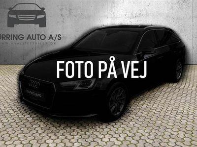 brugt Mercedes CLA200 d 2,1 D 7G-DCT 136HK 4d 7g Aut. - Personbil - sort