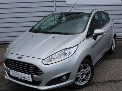 usado Ford Fiesta 1,0 EcoBoost Titanium Start/Stop 100HK 5d