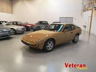 brugt Porsche 924 2,0 Benzin