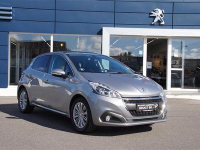brugt Peugeot 208 1,2 PureTech Prestige 82HK 5d