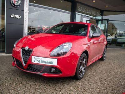 brugt Alfa Romeo Giulietta 1,4 Multiair Edizione TCT 170HK 5d 6g Aut.