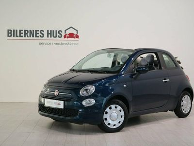 brugt Fiat 500C 0,9 TwinAir 80 Collezione