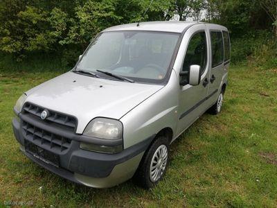 używany Fiat Doblò 1,6 SX 103HK