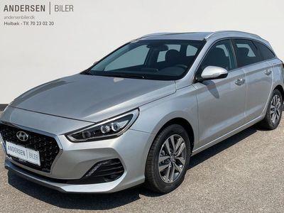 brugt Hyundai i30 Cw 1,0 T-GDI Premium 120HK Stc 6g