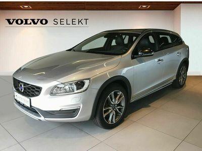 brugt Volvo V60 CC 2,4 D4 190 Plus aut. AWD