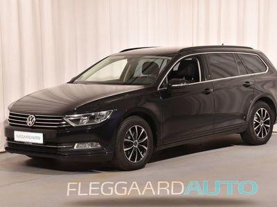 brugt VW Passat Variant 2,0 TDI BMT Comfortline 150HK Stc 6g