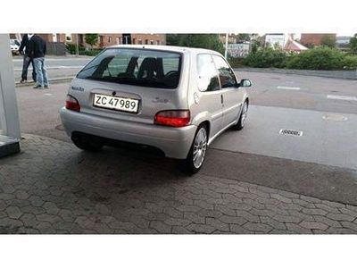 brugt Citroën Saxo 1,6 Vts 16v