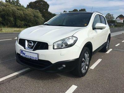brugt Nissan Qashqai 1,6 Tekna