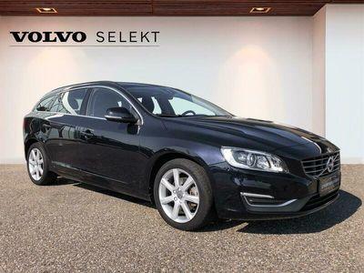 brugt Volvo V60 2,0 T4 Momentum 190HK Stc 6g Aut.