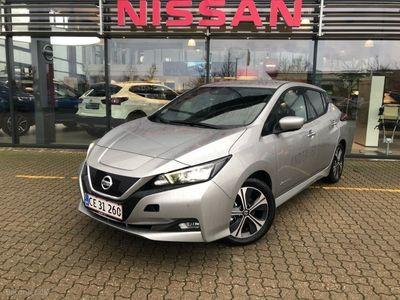 gebraucht Nissan Leaf el EL Tekna 150HK 5d Aut.
