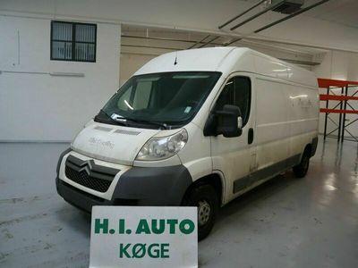 brugt Citroën Jumper 33 2,2 HDi 120 Kassevogn L3H2