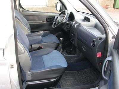 brugt Citroën Berlingo 2,0 HDI SX 90HK